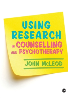 Using Research in Counselling and Psychotherapy, Paperback / softback Book