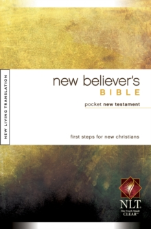 New Believer's Bible, Paperback / softback Book