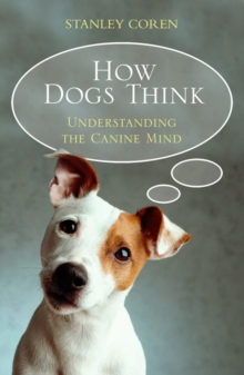 How Dogs Think, Paperback Book