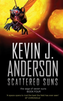 Scattered Suns, Paperback / softback Book