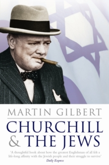 Churchill and the Jews, Paperback Book