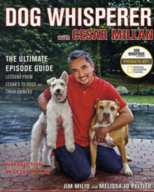 Dog Whisperer with Cesar Millan, Paperback Book