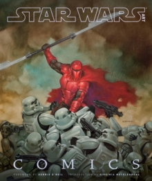 Star Wars: Comics, Hardback Book