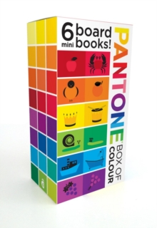 Pantone Box of Colour:6 Mini Books, Board book Book