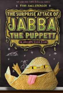 Surprise Attack of Jabba the Puppet, Paperback Book