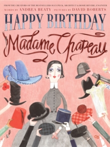 Happy Birthday, Madame Chapeau, Hardback Book