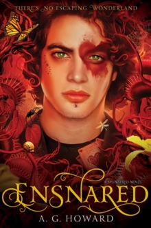 Ensnared: Splintered Book Three, Paperback Book