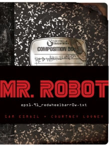 MR ROBOT Original Tie-in Book, Hardback Book
