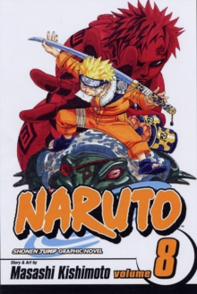 Naruto, Vol. 8, Paperback Book