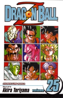 Dragon Ball Z, Vol. 25, Paperback Book