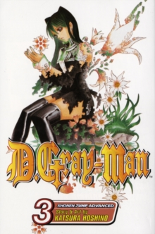 D. Gray-Man, Vol. 3, Paperback Book