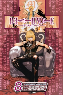 Death Note, Vol. 8, Paperback Book