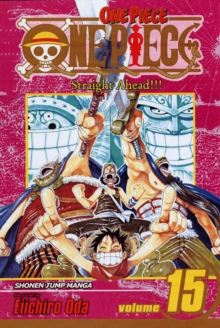 One Piece, Vol. 15, Paperback Book