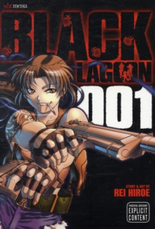 Black Lagoon, Vol. 1, Paperback Book