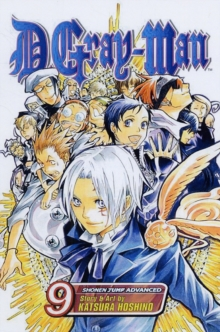 D. Gray-Man, Vol. 9, Paperback Book
