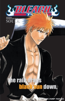 Bleach SOULs. Official Character Book, Paperback Book