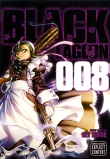 Black Lagoon, Vol. 8, Paperback Book