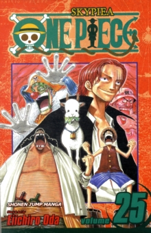 One Piece, Vol. 25, Paperback Book
