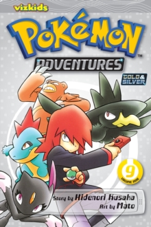 Pokemon Adventures, Vol. 9, Paperback Book
