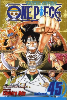 One Piece, Vol. 45, Paperback Book