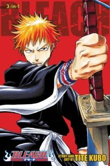 Bleach (3-in-1 Edition), Vol. 1 : Includes vols. 1, 2 & 3, Paperback Book
