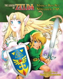 The Legend of Zelda Complete Box Set, Paperback / softback Book