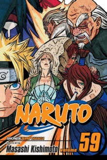Naruto, Vol. 59 : Nobody, Paperback Book