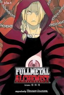Fullmetal Alchemist (3-in-1 Edition), Vol. 5 : Includes vols. 13, 14 & 15, Paperback Book