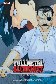 Fullmetal Alchemist (3-in-1 Edition), Vol. 8 : Includes Vols. 22, 23 & 24, Paperback Book