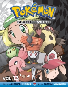 Pokemon Black & White : 13, Paperback Book