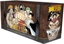 One Piece Box Set: East Blue and Baroque Works (Volumes 1-23 with premium), Paperback Book