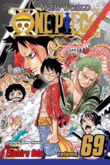 One Piece, Vol. 69, Paperback Book