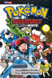 Pokemon Adventures: Black and White, Vol. 5, Paperback Book