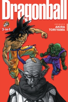 Dragon Ball (3-in-1 Edition), Vol. 6 : Includes vols. 16, 17 & 18, Paperback Book