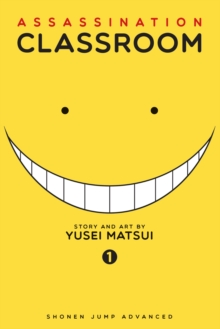 Assassination Classroom, Vol. 1, Paperback Book