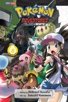 Pokemon Adventures: Black and White, Vol. 8, Paperback Book