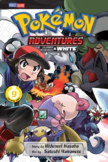 Pokemon Adventures: Black and White, Vol. 9, Paperback Book
