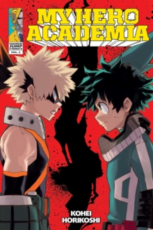 My Hero Academia, Vol. 2, Paperback / softback Book