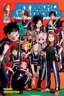 My Hero Academia, Vol. 4, Paperback / softback Book