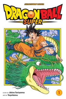 Dragon Ball Super, Vol. 1, Paperback Book