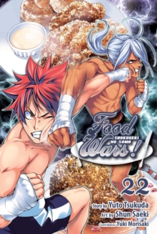 Food Wars!: Shokugeki no Soma, Vol. 22, Paperback / softback Book