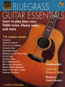 Bluegrass Guitar Essentials, Paperback Book