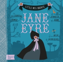 Little Miss Bronte : Jane Eyre, Board book Book