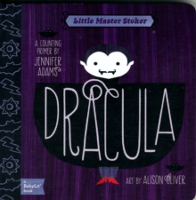 Little Master Stoker : Dracula, Board book Book