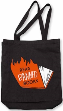 Banned Books Tote (flames), Other printed item Book