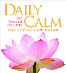 Daily Calm : 365 Days of Serenity, Hardback Book