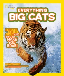 Everything Big Cats : Pictures to Purr About and Info to Make You Roar!, Paperback Book