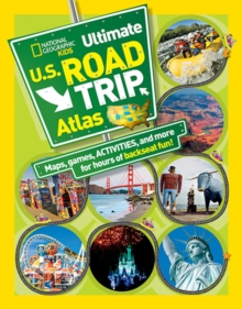 Kids Ultimate Road Atlas : Guide Book, Paperback / softback Book