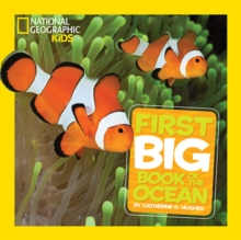 Little Kids First Big Book of the Ocean, Hardback Book