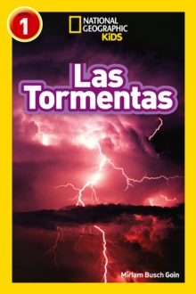 National Geographic Kids Readers: Storms, Paperback Book